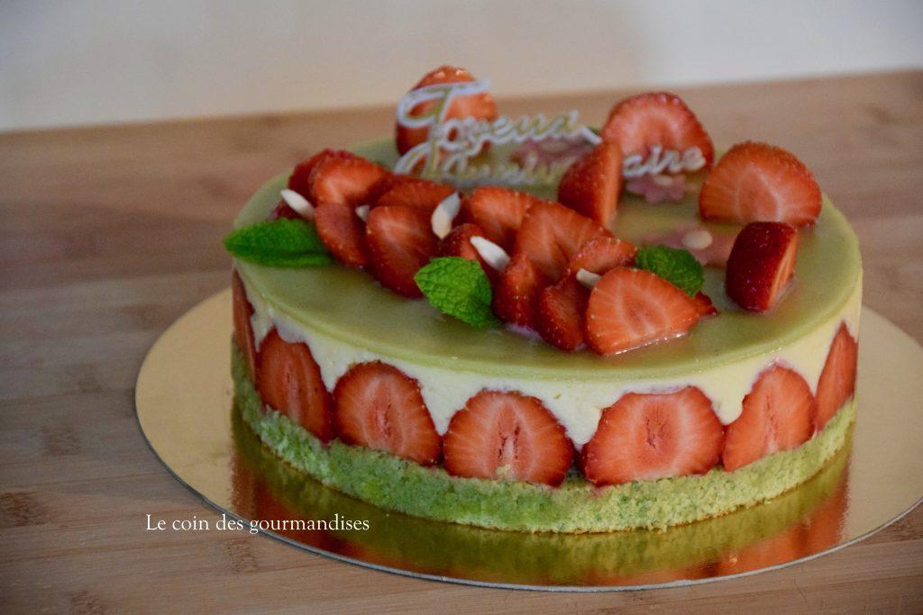 fraisier 14