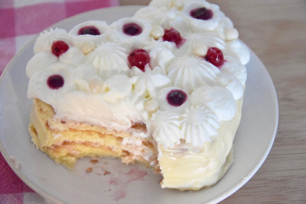 gâteau-en-coeur